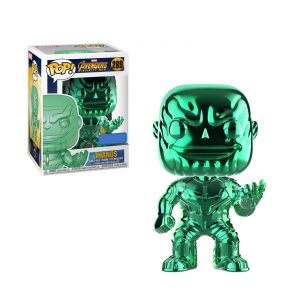 Thanos Chrome Vert – 289