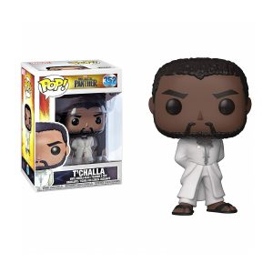 T'Challa White Robe – 352