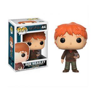 Ron Weasley (avec Croutard) – 44