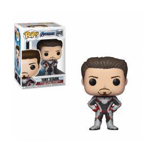 Tony Stark tenue d'équipe – 449
