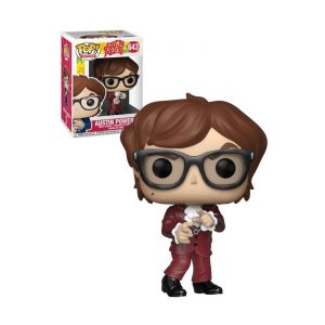 Austin powers RED SUIT – 643