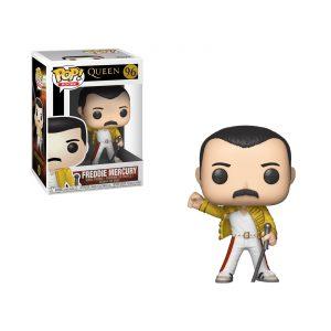 Queen Freddie Mercury Wembley – 96