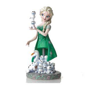 Figurine «BUSTE ELSA & OLAF»