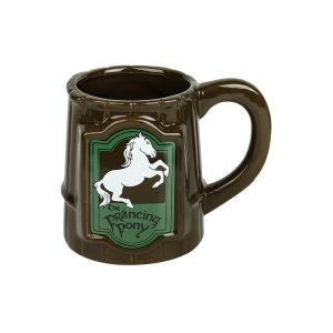 Mug 3D « PONEY FRINGUANT »