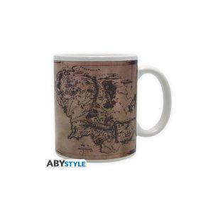 Mug céramique «TERRE DU MILIEU»