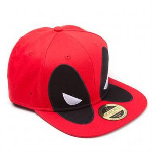 Casquette hip-hop «DEADPOOL»