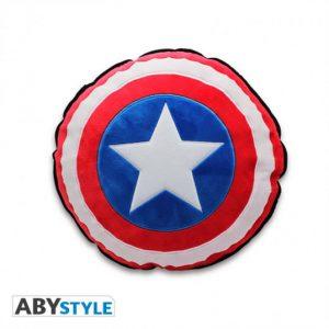 Captain America coussin plat «Bouclier»
