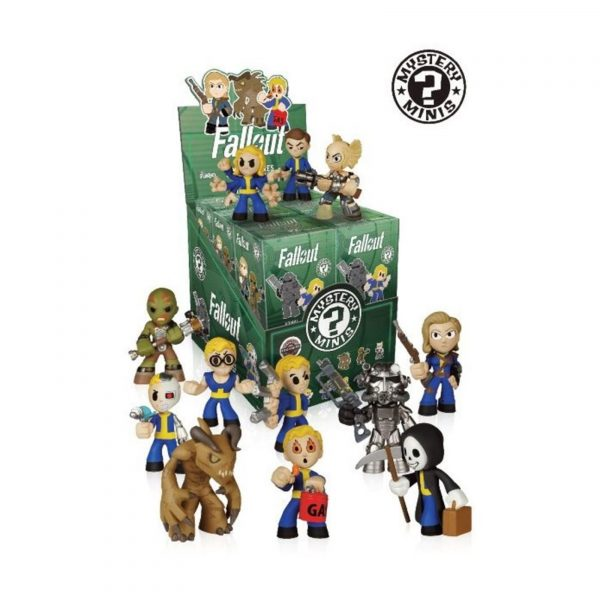 Goodies Fallout – Mystery minis