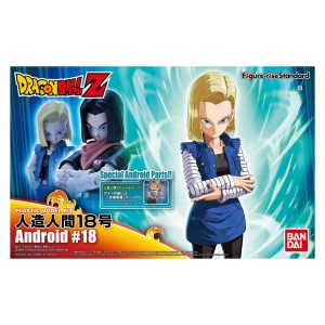 Maquette «ANDROID 18»