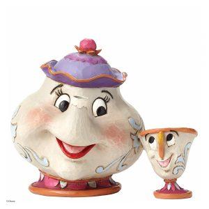 Figurine «Mrs SAMOVAR & ZIP»