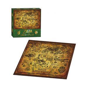Puzzle «ZELDA HYRULE MAP»