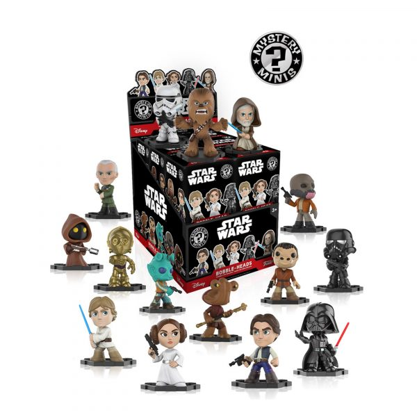 Goodies Star wars Ep.7 – Mystery minis