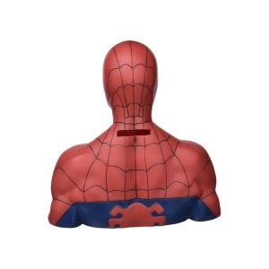 Tirelire buste SPIDER-MAN