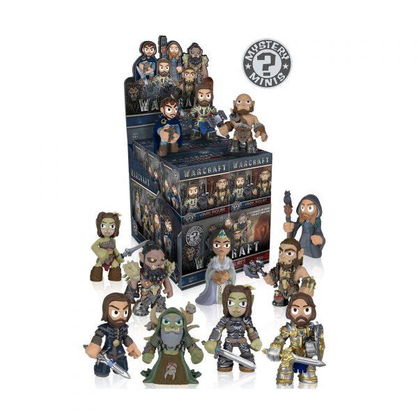 Goodies Warcraft – Mystery minis