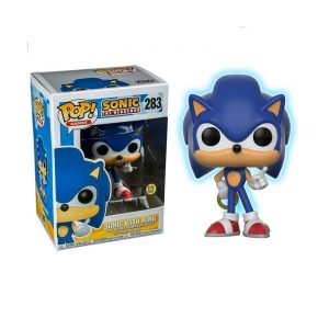 Sonic with ring GITD – 283