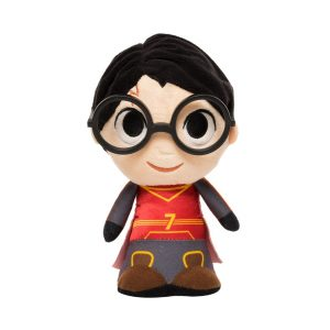 Peluche « HARRY QUIDDITCH »