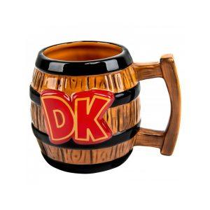Mug 3D «BARIL» Donkey Kong