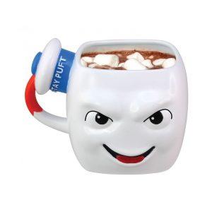 Mug 3D «BIBENDUM» Ghostbusters