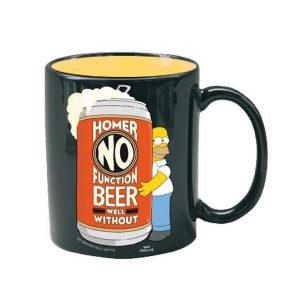Mug «HOMER NO FUNCTION»