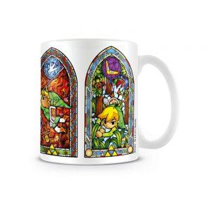 Mug céramique «ZELDA VITRAUX»