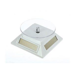 Support rotatif solaire Argent
