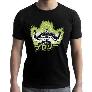 T-Shirt BROLY noir