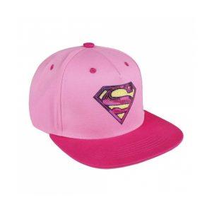 Casquette snapback «SUPERMAN» rose