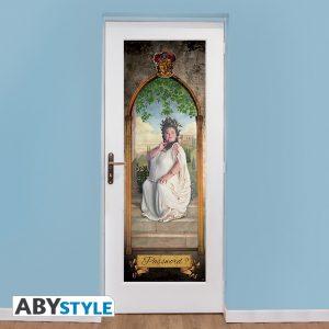 Poster de porte «GROSSE DAME»