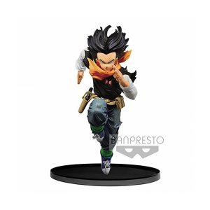 Figurine «ANDROID 17»