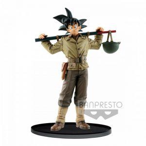 Figurine «GOKU SOLDAT»