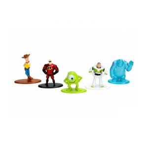 Lot de 5 Nano figs « PIXAR »