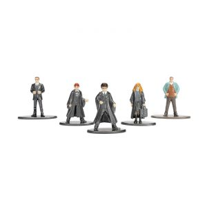 Lot de 5 Nano figs « HARRY POTTER » S.1