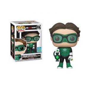 Leonard (Green lantern) – 836