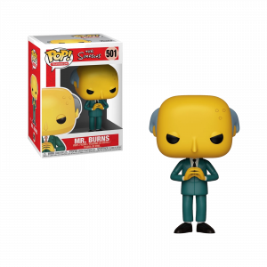 Mr. Burns – 501