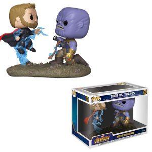 Thor vs Thanos – 707
