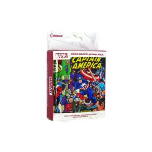 Jeu de cartes COMIC BOOK