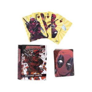 Jeu de cartes DEADPOOL