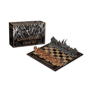Jeu d'échecs « GAME OF THRONES »