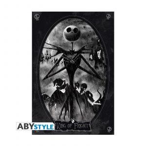 Poster «JACK SKELLINGTON PORTRAIT»