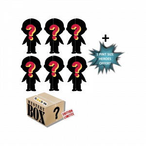 6 PACK FUNKO MYSTERY MINIS