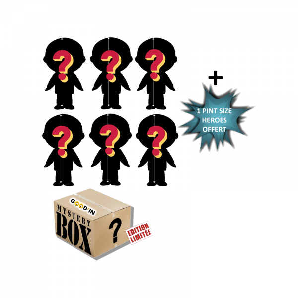 Goodies 6 PACK FUNKO MYSTERY MINIS