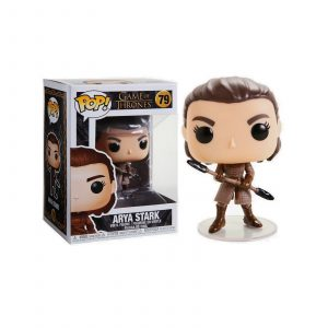 Arya Stark (with 2 headed spear) – 79