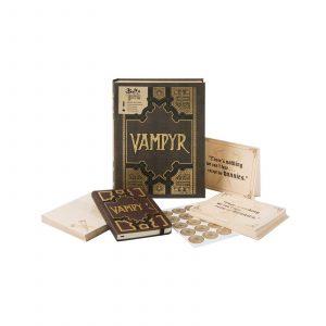 Set papeterie Deluxe «VAMPYR»