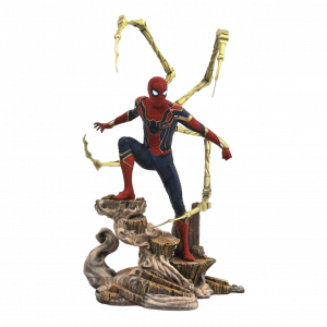 «IRON SPIDER» Avengers Inifinity war
