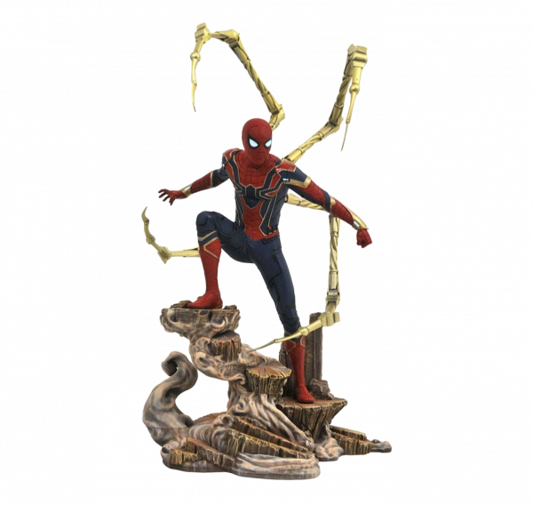Figurine «IRON SPIDER» Avengers Inifinity war