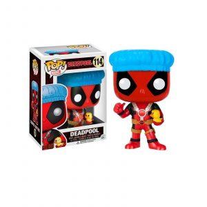 Deadpool (shower cap) – 114