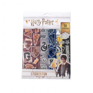 Pack de 50 Stickers Harry Potter