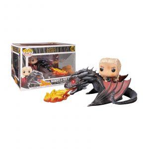 Daenerys & Fiery Drogon – 68