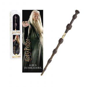Baguette + marque page «Dumbledore»
