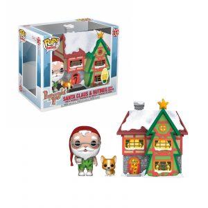 Santa Claus & Nutmeg – 01